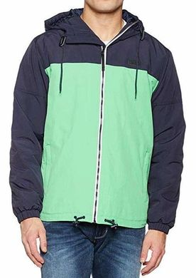 Куртка Brandit Windbreaker Harris 2-col 9406 indigo-green L